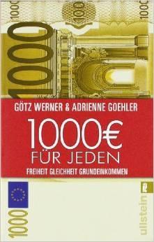 Bedingungsloses Grundeinkommen Götz Werner