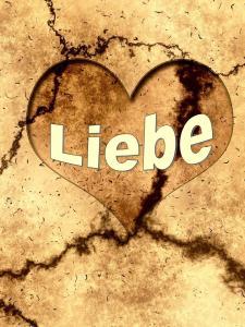 Herz-Liebe-Frequenz