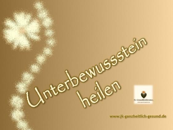 Unterbewusstsein heilen vision-neue-welt.com