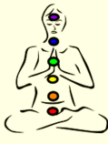 """Ein aktiviertes Stirnchakra öffnet unseren """"6.Sinn"""" , als übersinnliche Fähigkeiten."""
