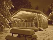 Feen-Geschichte: die kleine Fee will weiße Weihnacht