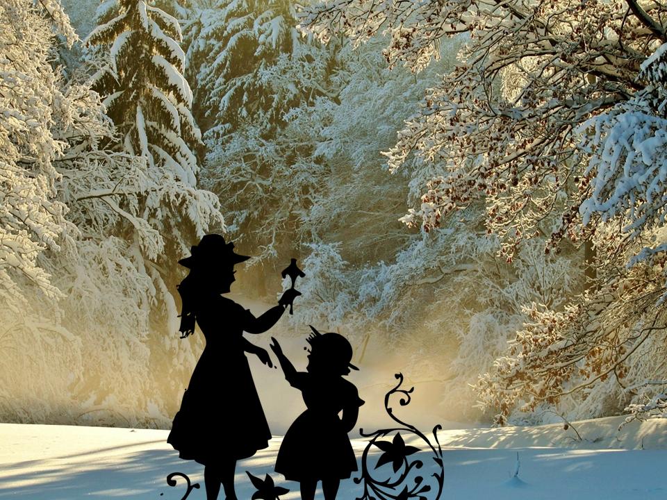 Feen-Adventsgeschichte: Die kleine Fee will weiße Weihnacht (4/4)