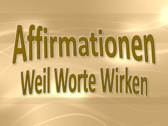 Affirmation vision-neue-welt.com