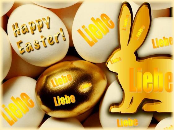 Ostern Auferstehung der Liebe