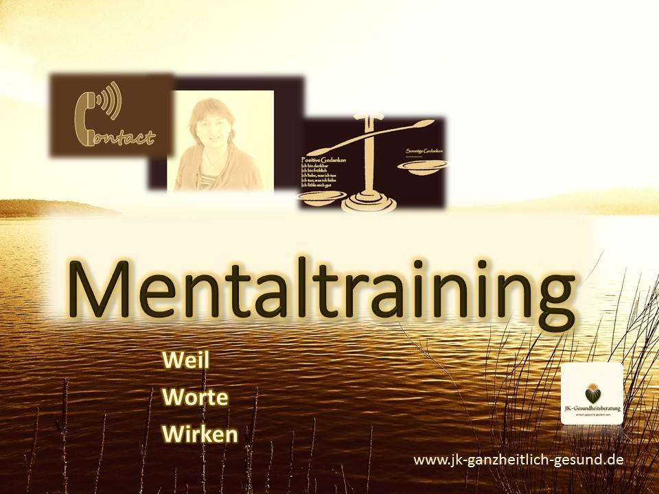 Mentaltraining Johanna Kallert