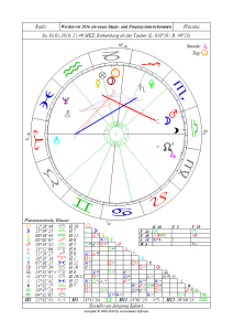 Astrologie: Systemwandel 2016? vision.neue-welt.com