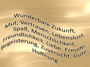 Positive Worte vision-neue-welt.com