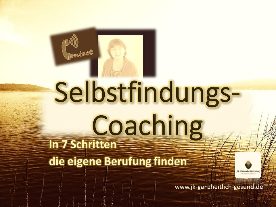 Selbstfindungs-Coaching von Johanna Kallert